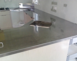 BENCHTOP SAMPLE FINISHES